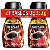 Nescafe Clasico NESCAFE CLASICO 2 FRASCO DE 350GR, Original, 350 gramos