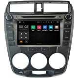 HONDA CITY (2006-2013) Android 5.1.1 OS Quad Core 16G Car Radio Central Multimedia Autoradio GPS Navigation