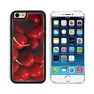 Food And Drink Background Of Cherry Apple iPhone 6 TPU Snap Cover Premium Aluminium Design Back Plate Case Customized Made to Order Support Ready Liil iPhone_6 Professional Case Touch Accessories Graphic Covers Designed Model Sleeve HD Template Wallpaper by lolosakes
