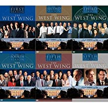 The West Wing - The Complete First Six Seasons (6 Pack - Boxset) by Aaron Sorkin