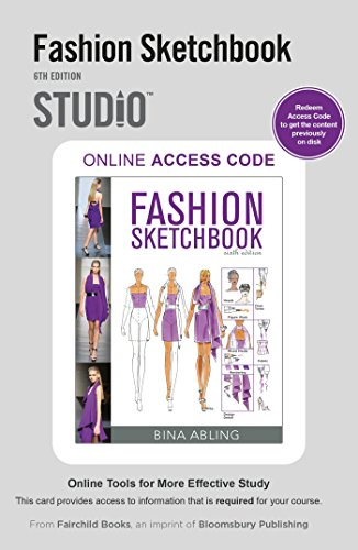 Fashion Sketchbook (Fashion Sketchbook By Bina Abling 6th Edition)