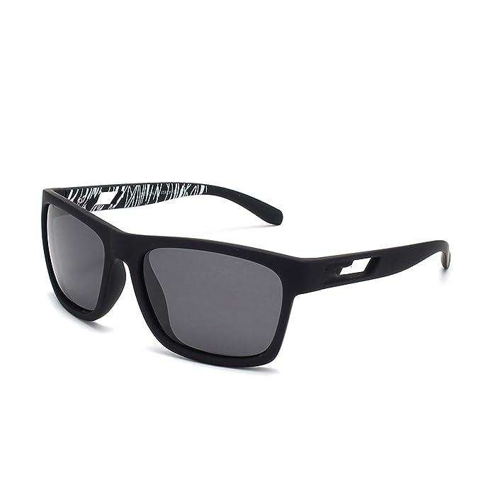 Amazon.com: Gafas de sol polarizadas clásicas Tr90 para ...