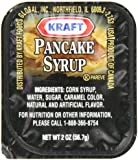 Kraft Pancake Syrup, 2-Ounce Cups (Pack of 80)