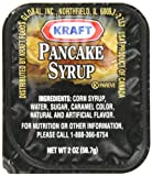 Kraft Table Syrup, 2 oz. pack, Pack of 80