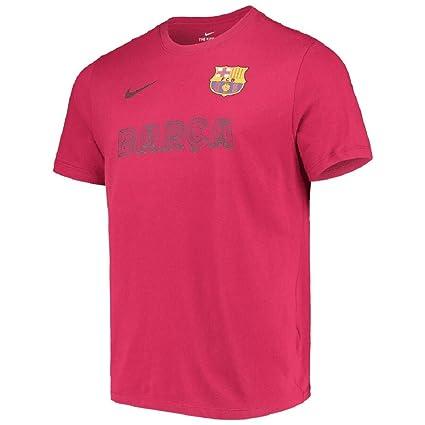 Amazon.com: Nike FC Barcelona Core - Camiseta para hombre ...