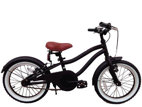 LeiAloha ~ レイアロハ ~ 16インチ BK <完成品> + 今なら自転車カバープレゼント! 【オリジナルブランド限定モデル】 B0722JBNQ9