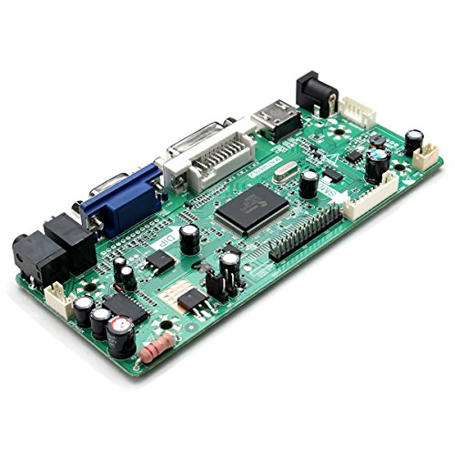 M.NT68676.2A HD Universal LCD Driver Board HDMI VGA DVI With Audio by BephaMart (Image #3)