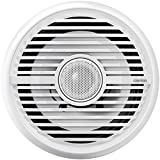 """CLARION CMG1622R Marine 2-Way Coaxial Speakers (6.5""""; 40W RMS)"""