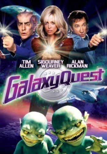 Galaxy Quest (Pyle Dvd Cd Player)