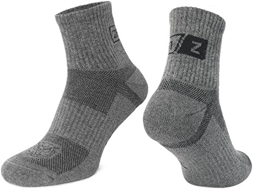 Tactical Quarter Crew Boot Socks - Hiking Trekking Military - Outdoor Athletic Sport - Frogman Line by 281Z - Women Group Norfolk For