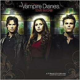 The Vampire Diaries Wall Calendar (2016): Amazon.es: Libros