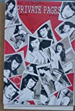 Bettie Page Private Pages Comic Book #1