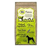 Wishbone Pet Foods – Grain free, Gluten Free, Natural Dry Dog Food with New Zealand Lamb, For All Life Stages – 24 lb Bag