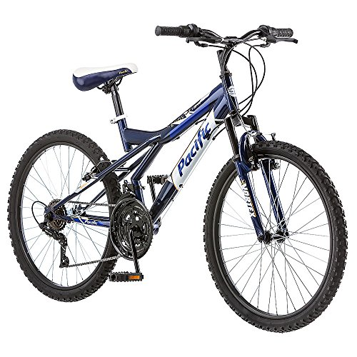 Pacific Evolution 24 Inch Boy's Mountain Bike by Pacific Evolution