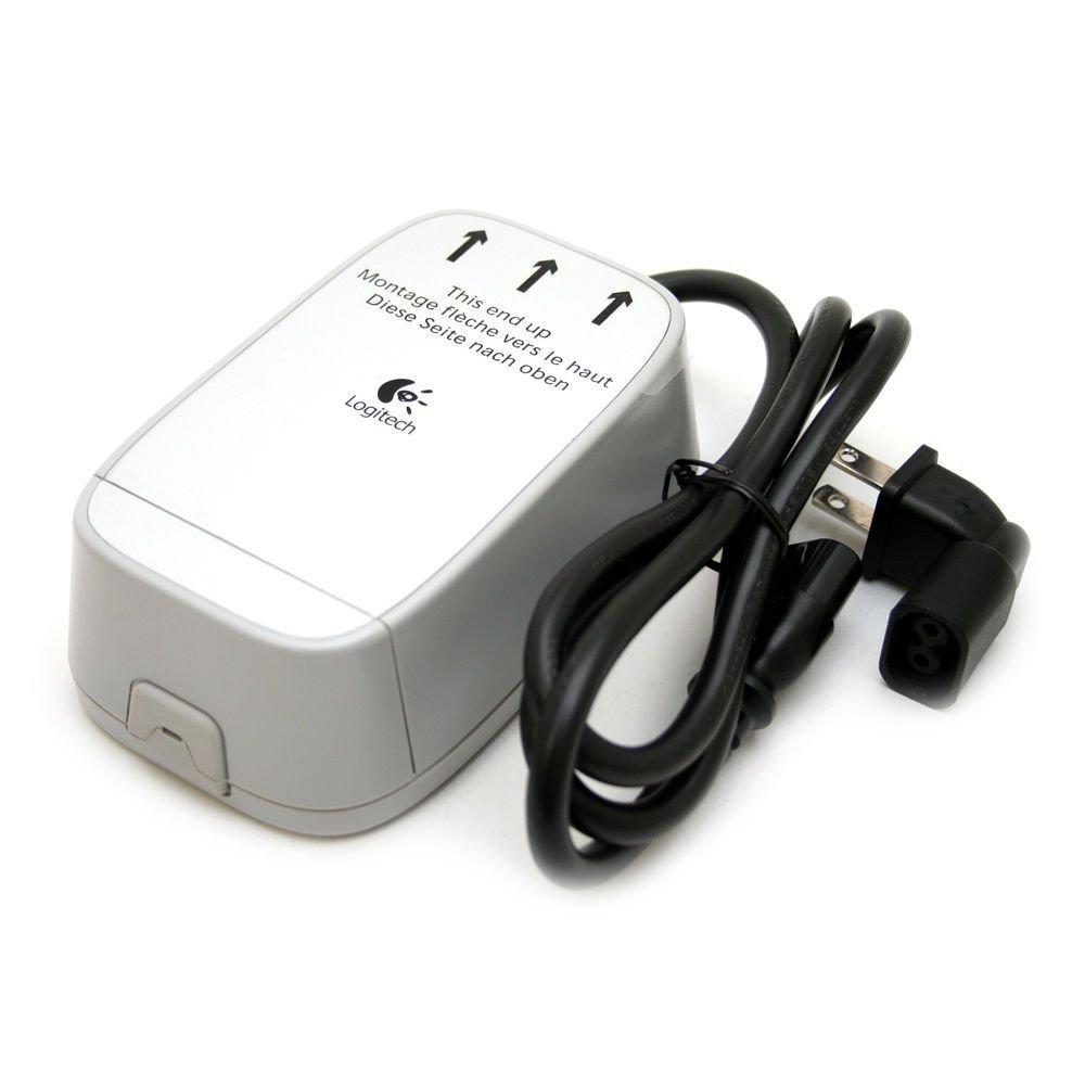 Logitech Original Replacement Power Adapter for Logitech Alert 750e/700e