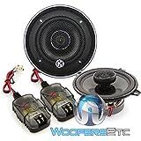 Memphis Audio 15-MCX52 5-1/4 2-Way Coaxial Speakers (15MCX52)