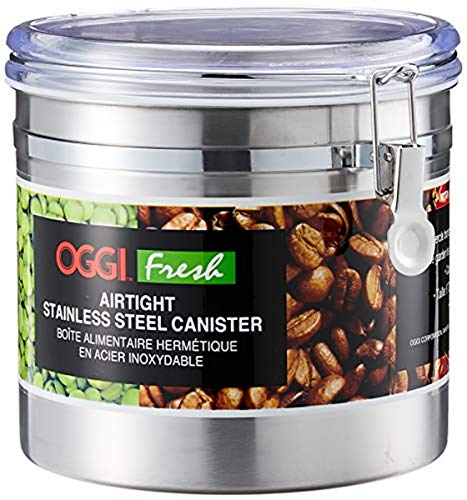 Oggi 150-ounce Stainless Steel