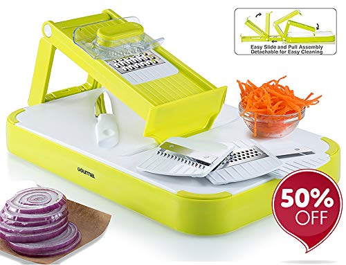 gms9255 mandoline slicer cutting board
