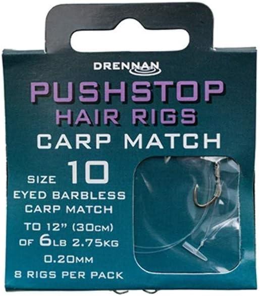 Drennan Carp一致Quickstopヘアリグサイズ12 – hnqcma012 by釣りRepublic