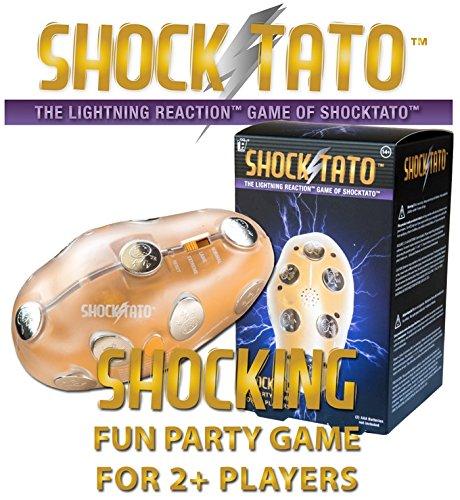 Shocktato Shocking Potato Party Game