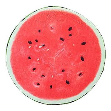 Esteras fruta gato almohadilla perro de la perrera del verano del gato 3d modelado estera de