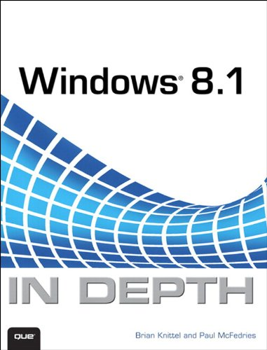 Windows 8.1 In Depth Pdf