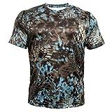 Kryptek Neptune Hyperion Short Sleeve Crew Shirt (16hypsscnp)