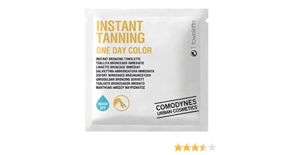 Comodynes Instant Tanning One Day Color Autobronceador - 8 Unidades: Amazon.es: Belleza