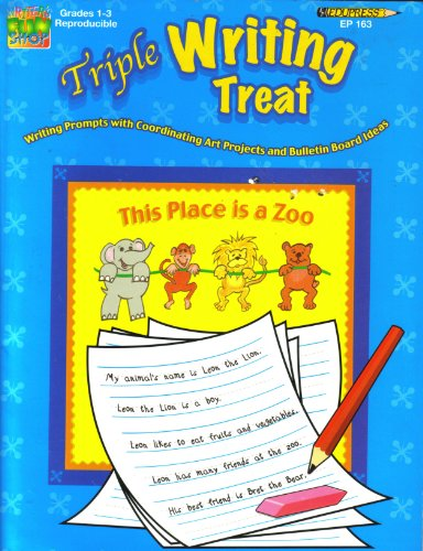 Owl Bulletin Board Ideas (Triple Writing Treat: Writing Prompts with Coordinating Art Projects and Bulletin Board Ideas (Writer's Fun Shop, Grades)