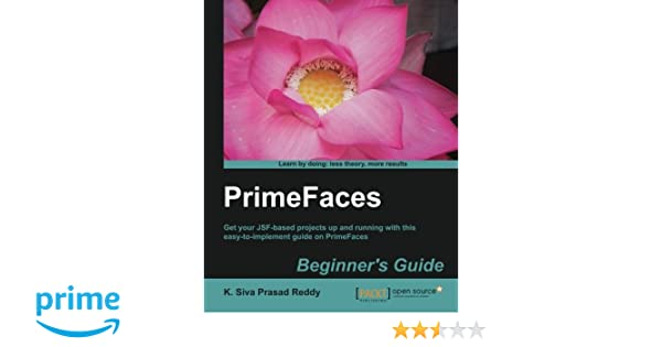 Primefaces Beginners Guide Pdf