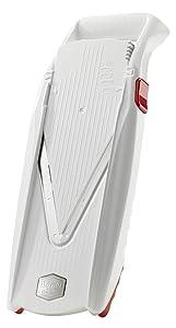 Swissmar Borner V Power Mandoline, V-7000, White (V-7000WH)