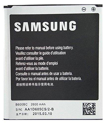Samsung Galaxy S4 i9500 Battery B600BC GT i9500 2600 mAh