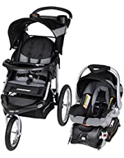 Baby Trend Expedition Jogger Travel System, Millennium White