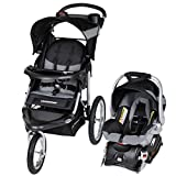 Baby Trend Expedition Jogger Travel System, Millennium White: more info