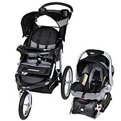 jogging stroller with carseat combo