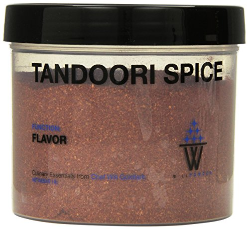 WillPowder Tandoori Spice, 16-Ounce Container by WillPowder
