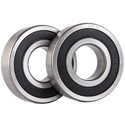 6308-2RS1 Bearing 40x90x23 Sealed VXB Ball Bearings