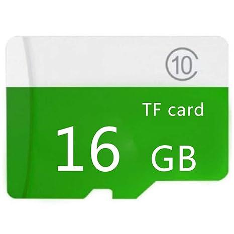 ZHOUXING - Tarjeta de memoria TF con múltiples opciones de ...