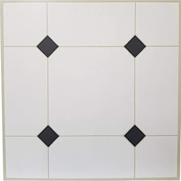 floor tiles self adhesive mosaic tile vinyl flooring kitchen bathroom 32 tiles 32ft