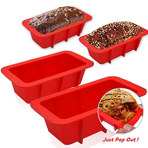 WALFOS Mini Loaf Pan