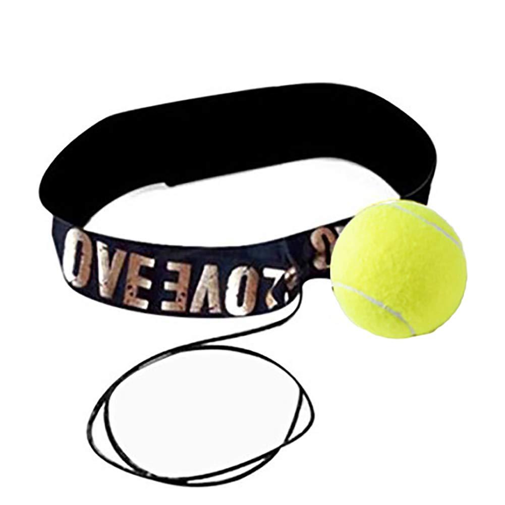 Boxing Reflex Ball Training Hand Eye Coordination with Headband