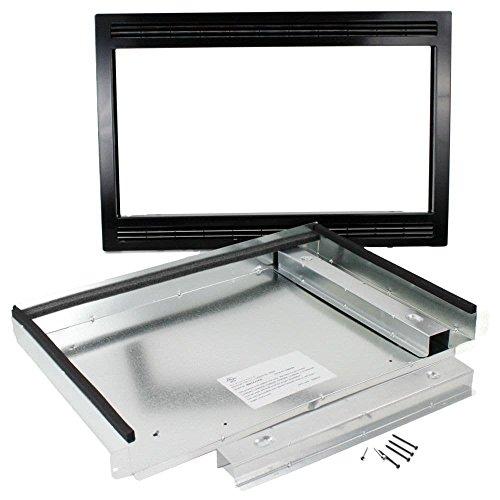 Frigidaire MWTK27KB Microwave Trim Kit, Black