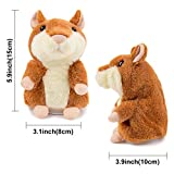 Ayeboovi Toddler Toys Talking Hamster Repeats
