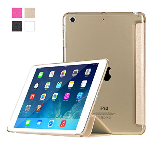 Ultrathin Translucent Frosted Plastic Case for iPad mini 1 / 2 / 3 - 3