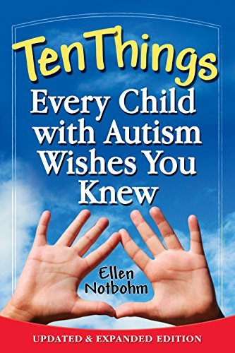 Things Every Child Autism Wishes