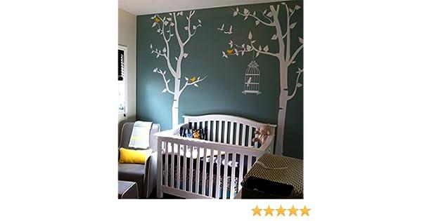 PopDecors Nursery Tree with Personalized Kids Name Custom ...