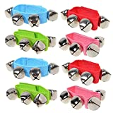 BCP 8pcs Wrist Ankle Band Bells for Child