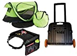 Kidco PeaPod Plus Travel Set, Kiwi