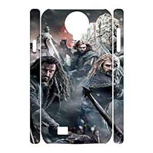 SamSung Galaxy S4 I9500 The Hobbit 3 3D Art Print Design Phone Back Case Personalized Hard Shell Protection HGF053682