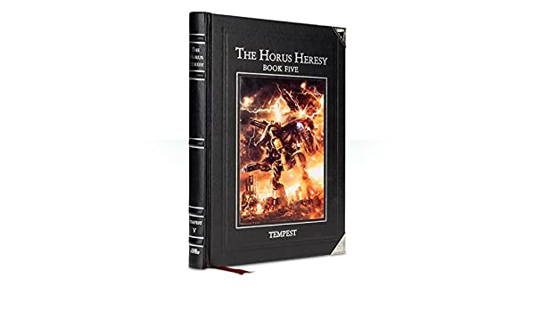Horus Heresy Book 5 Tempest